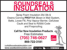 Sound Seals Insulation
