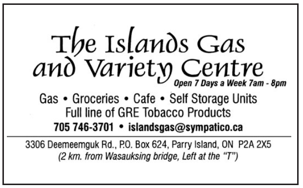 The Islands Gas and Variety Centre